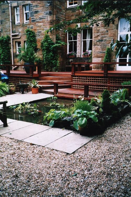 Water Features Edinburgh