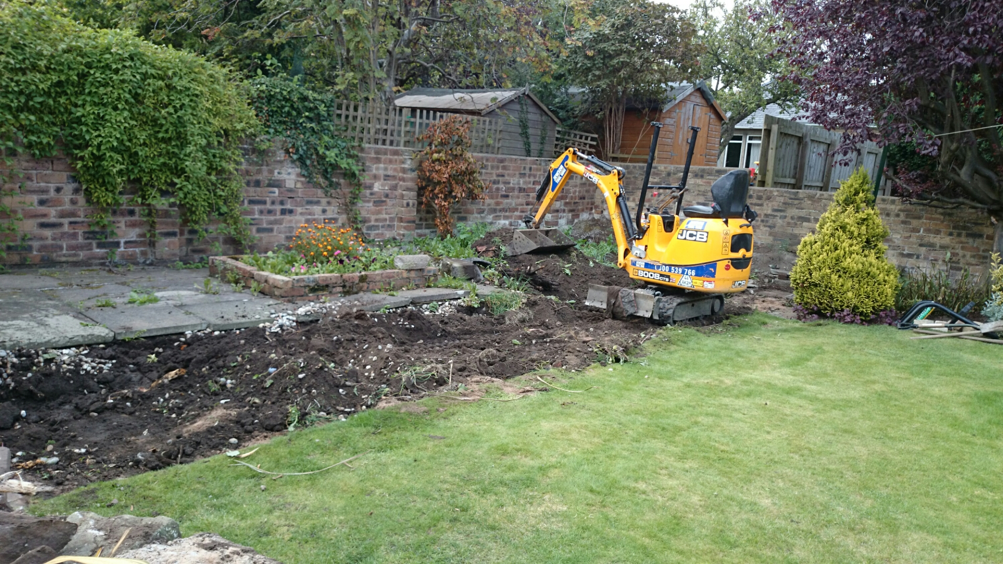 Garden Project   Before And After   The Garden Construction CompanyThe Garden  Construction Company